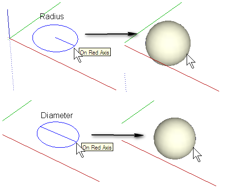 how to use the rotate tool in sketchup