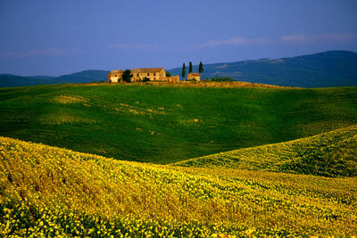Toscana na Itália