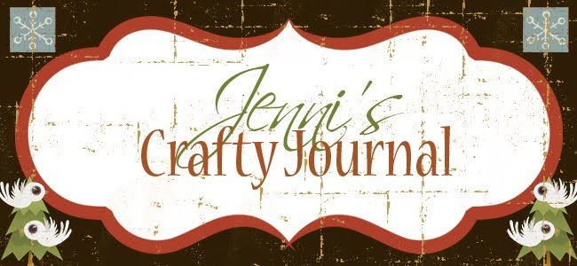 Jenni&#39;s Crafty Journal