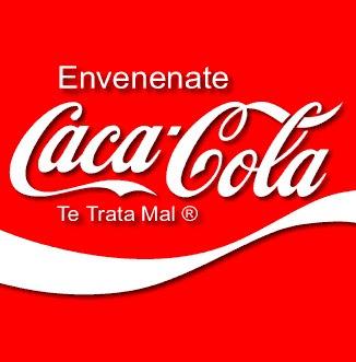 Coca cola te envenena