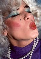 drag queen, effeminate gay, transexual