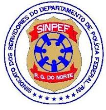 BRASÃO DO SINDICATO DOS SERVIDORES DA PFRN