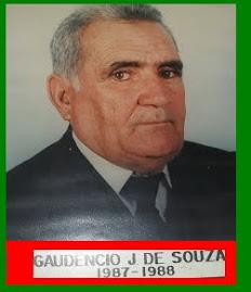 GAUDÊNCIO DE SOUZA