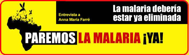 La malaria debería estar ya eliminada