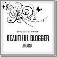 Een award gekregen