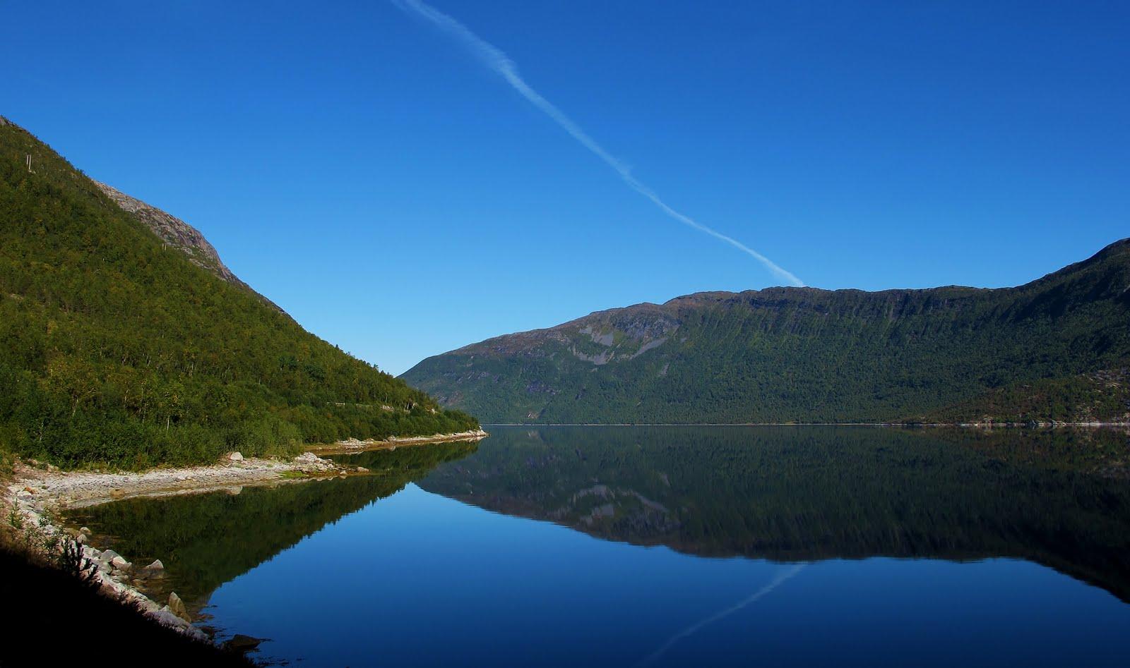 Naturbilder Fra Nord Norge