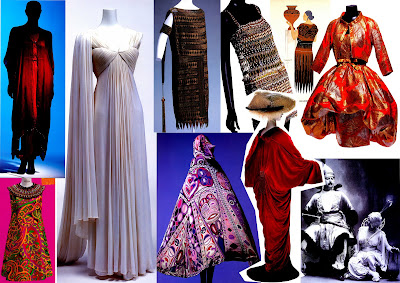 European Fashion Trends 2010 on Fashion Ideal  Ethno Trends In Modern Fashion History