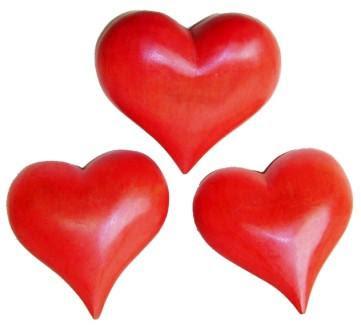 YO TENGO TRES SOLES Corazón