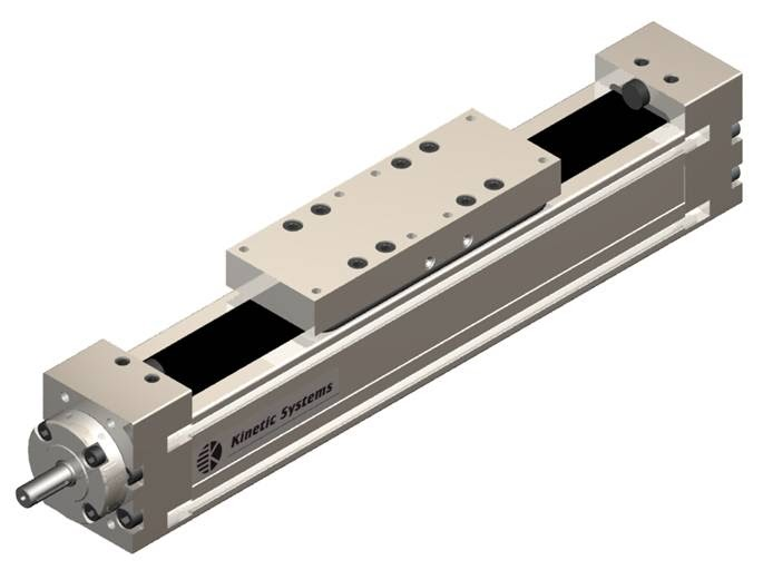 Linear Motion System : Jena tec ballscrews spindles and linear motion systems