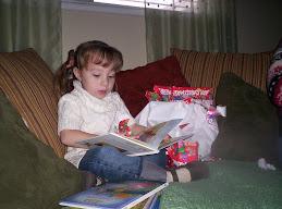 Allison~a reader