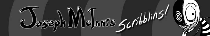 Joey McInnis' Scribblins