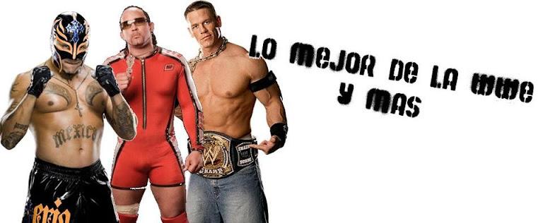 Lo Mejor de la WWE Y mas