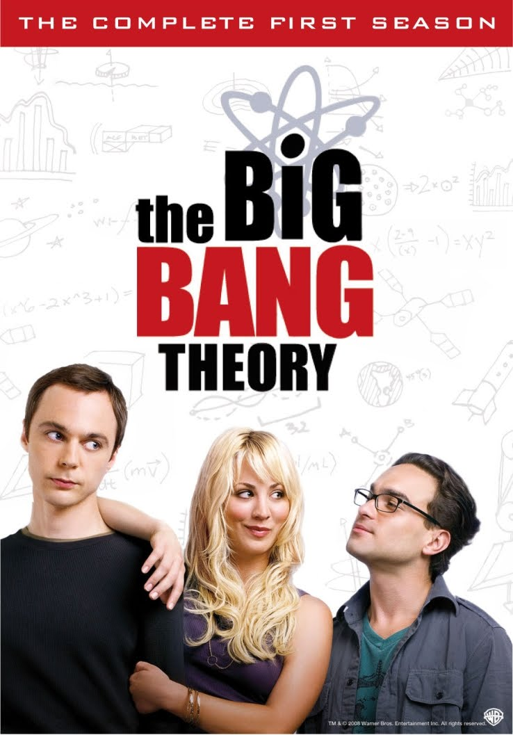 Baixar Série The Big Bang Theory 1° Temporada Completa Bluray 720p Dublado – Torrent