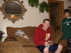 My Firstborn son. Dec.2007