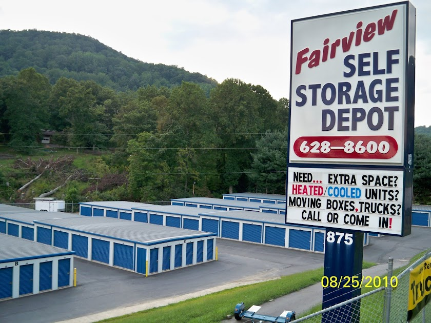 Best Storage Facilities in Asheville/Hendersonville, NC!