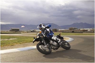 2009 motor Yamaha WR250X