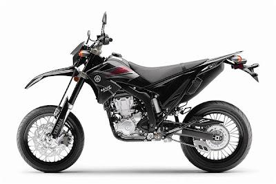 Yamaha type WR250X motorsport