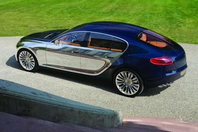 2009 Bugatti 16 C Galibier Concept