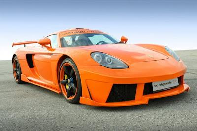 2009 Konigseder Porsche Carrera GT