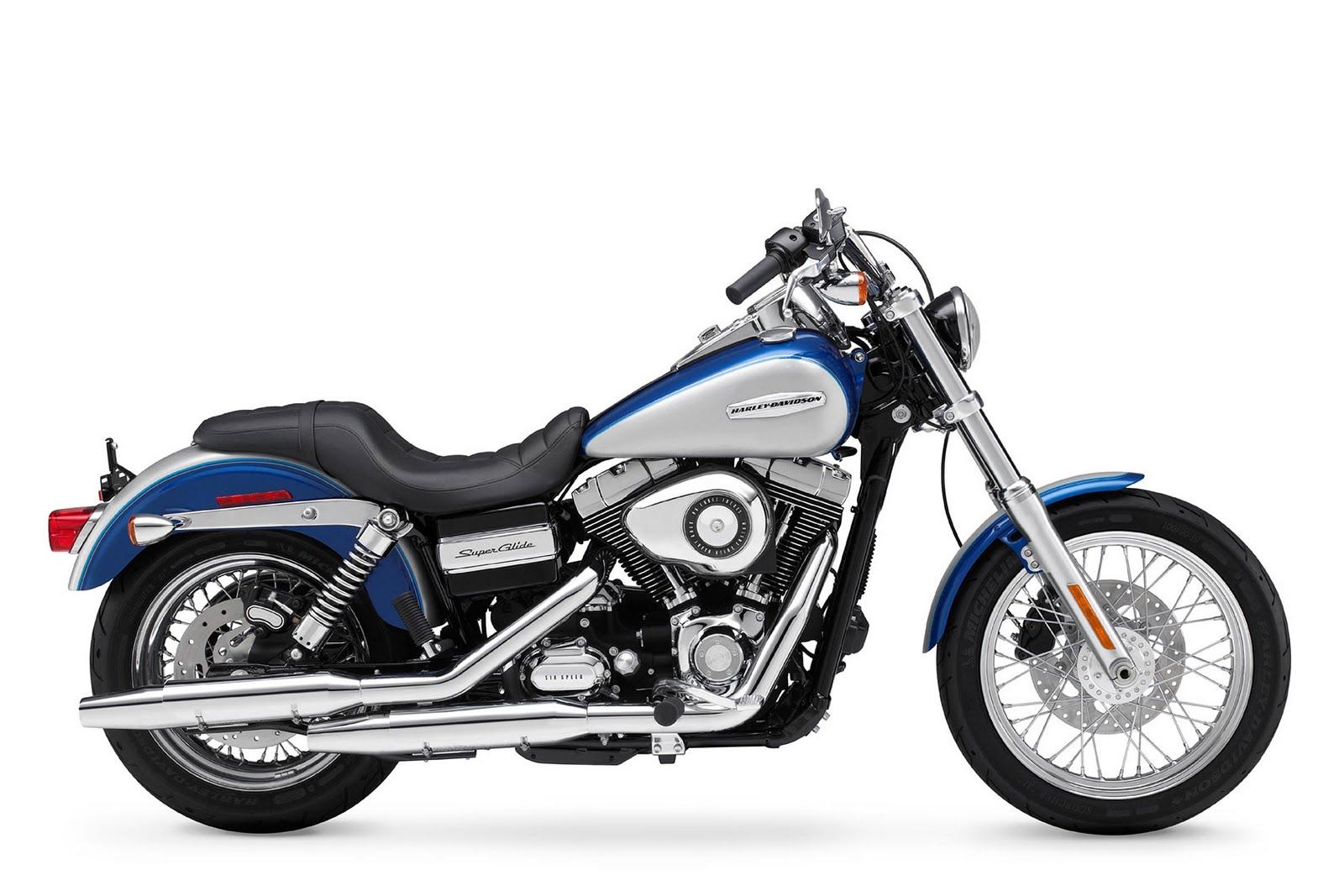 Harley Davidson Type Dyna Super Glide Custom FXDC