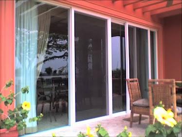 Nova deko ventanas y puertas de pvc for Puerta corrediza pvc