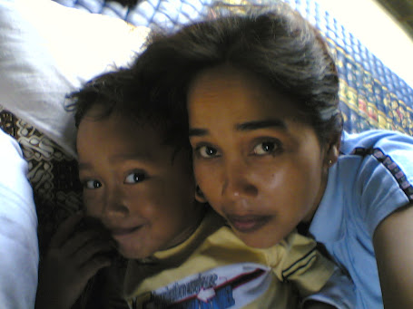 My lovely Raffi and his mother
