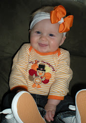 Emmas 1st Thanksgiving