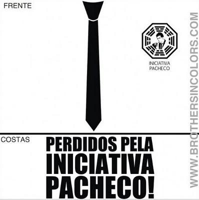 T-Shirt Iniciativa Pacheco