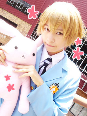 whats the meaning of cosplay  Ouran_host_club___cosplay_by_rabbituriel