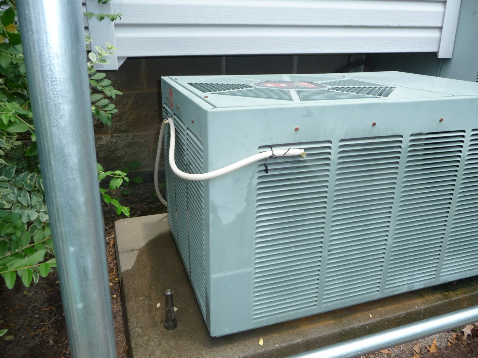 Misting Systems For Ac Units : Fortino projects ac unit