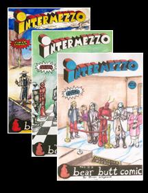 INTERMEZZO COMICS