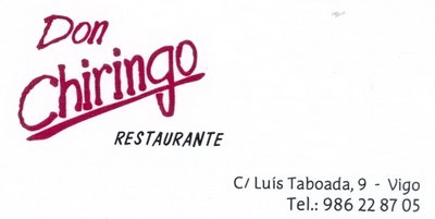 restaurante don chiringo