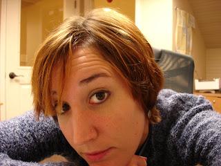 Kathy haircut 3