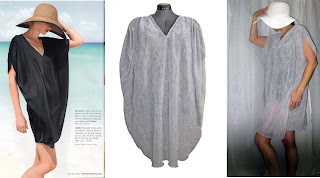 Sewing tutorial: Sew a 90 minute beach cover up