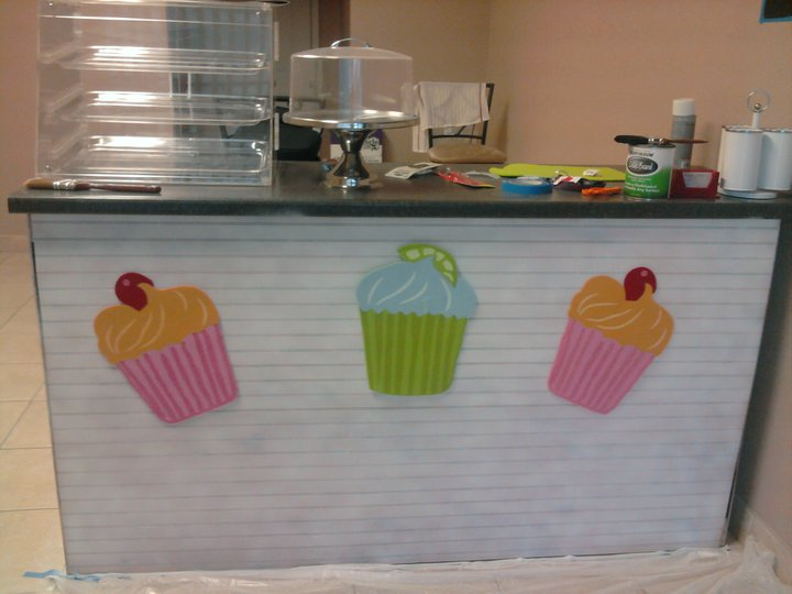 The Cupcake Counter