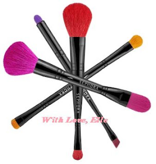 Sephora Double-Ended Makeup Brushes