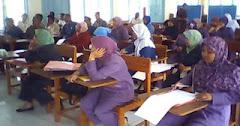 Peserta Pelatihan ICT MAN Pkp