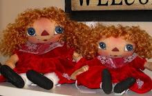 Velvet Snowflake Annies