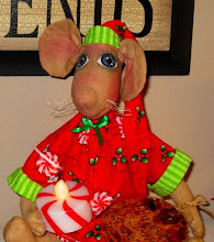 Christmas Mouse