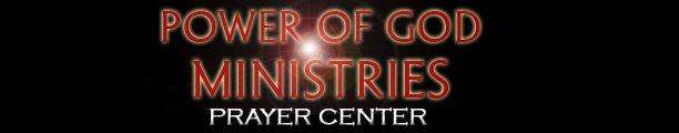Power of God Ministries Prayer Center