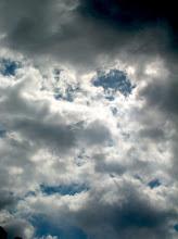 Himmel mit Wolken zum Träumen