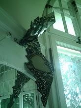 Installation in der Kulturvilla Seerose