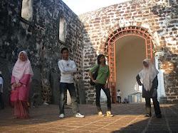 Sabahan at Malacca