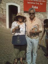 Reynaldo Lacámara y Cecilia Palma, La Habana 2008