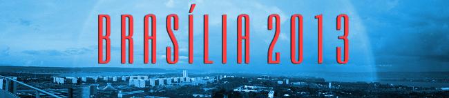 Brasília 2013 - Alemão