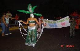 3er Lugar Carnaval 2007