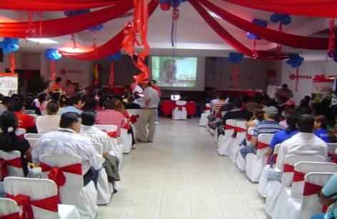 Evento PDVSA - IUTC PDM