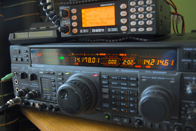 I am trying the Yaesu out but I can tell you that based on its performance ...