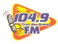 RÁDIO CRUZ DAS ARMAS   FM 104,9