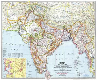 भारत 1946 में